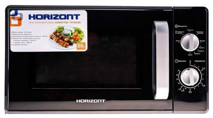 Микроволновая печь с грилем HORIZONT 20MW700-1478AAB black