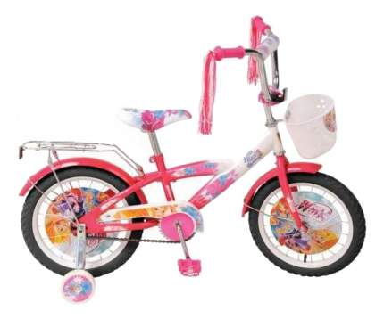 Велосипед Navigator 2017 Winx белый, розовый ВН16098К