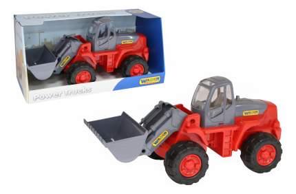 Трактор-погрузчик Полесье