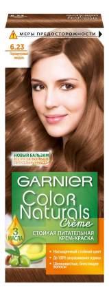 """Краска для волос Garnier Color Naturals """"Перламутровый миндаль"""" C5622500, тон 6.23"""