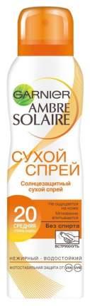 Cолнцезащитный сухой спрей для тела Garnier Ambre Solaire SPF20, 200 мл