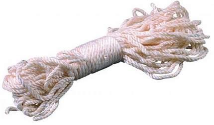 Веревка Зубр капроновая, d=3,1 мм, 20 м, 150 кгс, 5 ктекс