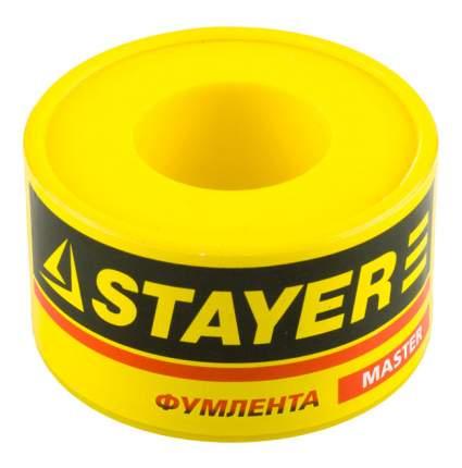 "Фумлента Stayer ""MASTER"", плотность 0,40 г/см3, 0,075ммх12ммх10м"
