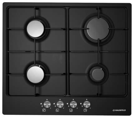 Встраиваемая варочная панель газовая MAUNFELD MGHE.64.62B Black