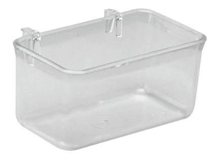 Кормушка для птиц Ferplast, пластик, прозрачный, внутренняя
