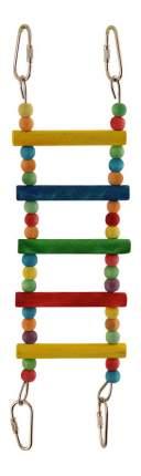 Лестница для птиц Triol, Дерево, Пластик, Металл, 7.5x28см BR-59
