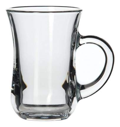Набор кружек, 6 штук, объем 140 мл (чай и кофе)
