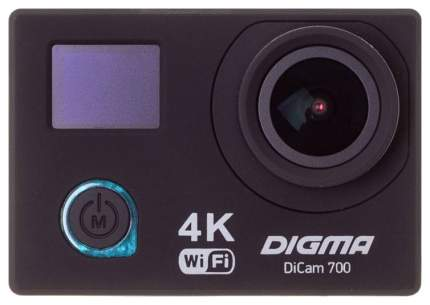 Экшн камера Digma DiCam 700 Black