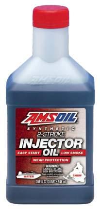 Моторное масло Amsoil 2-Stroke ASTM D445 0,946л