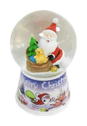 Снежный шар Новогодняя сказка Дед Мороз 8 см 972996