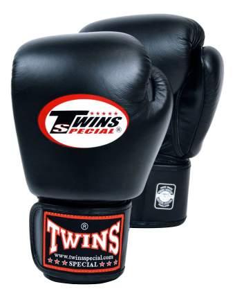 Боксерские перчатки Twins Special BGVL-3 черные 12 унций