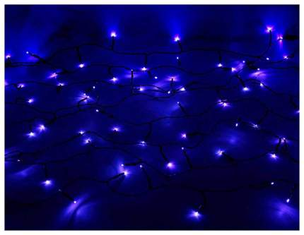 Светодиодная гирлянда Kaemingk Lumineo 494126 Синий