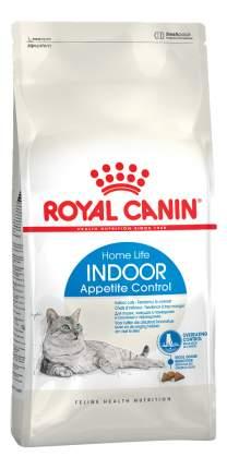 Сухой корм для кошек ROYAL CANIN Indoor Appetite Control, контроль аппетита, 0,4кг