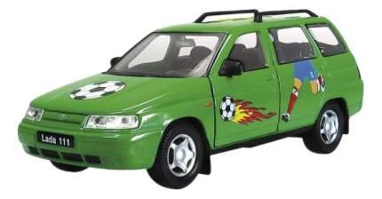 Коллекционная модель Autotime Lada 111 Футбол 1:36