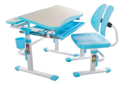 Парта детская Mealux EVO-05 голубой