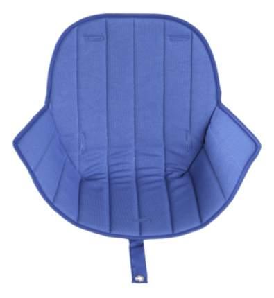 Мягкий вкладыш для стульчика OVO Luxe Blue TX-1646