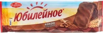 Печенье какао Юбилейное с глазурью 116 г