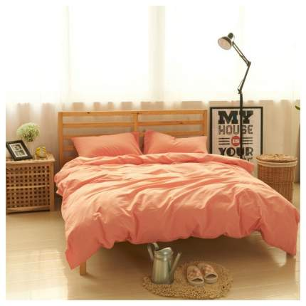 Комплект постельного белья Valtery organic семейный