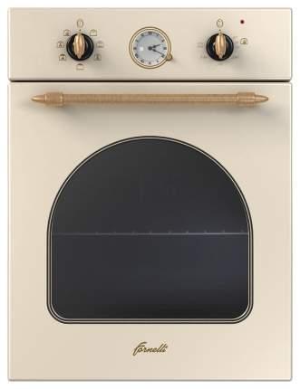 Встраиваемый электрический духовой шкаф Fornelli FET 45 TIADORO Beige