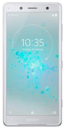 Смартфон Sony Xperia XZ2 Compact DS 64Gb White Silver (H8324)