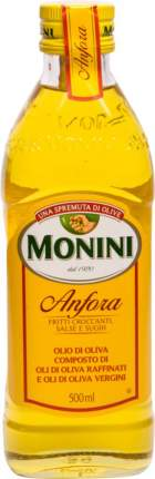 Масло оливковое Monini anfora 500 мл