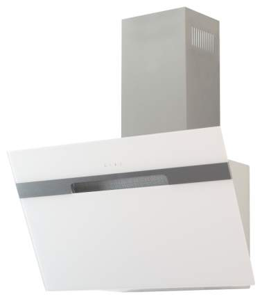 Вытяжка наклонная CATA Avlaki 600 XGWH White/Silver