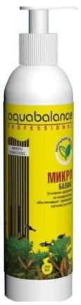Удобрение для аквариумных растений Aquabalance Микро-баланс 250 мл