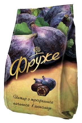 Конфеты Фруже инжир с трюфельной начинкой в шоколаде 380 г