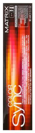 Краска для волос Matrix Color Sync 10P Очень-очень светлый блондин жемчужный 90 мл