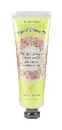 Крем для рук Etude House Hand Bouguet Rich Collagen Hand Cream 50 мл