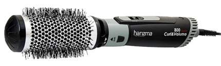 Фен-щетка Harizma Curl&Volume 800 Ionic h10213 Black
