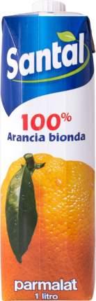 Сок Santal апельсиновый 1 л