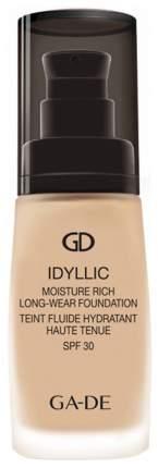 Тональный крем Ga-De Idyllic Moisture Rich Long-Wear Foundation 300