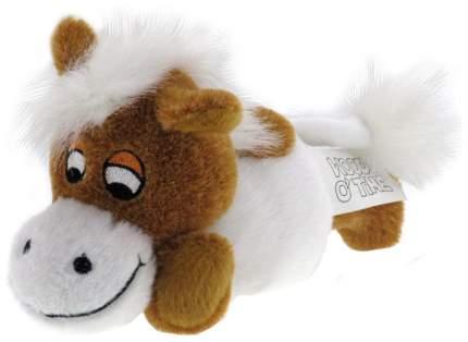 Интерактивная Мягкая игрушка Woody OTime Маленькая лошадка Коричневая