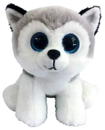 Мягкая игрушка ABtoys Собачка хаски, 15 см M0021
