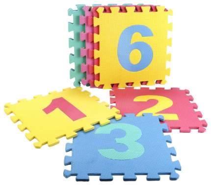 Мягкий коврик-пазл Играем Вместе Цифры