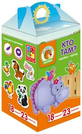 Семейная настольная игра Vladi Toys VT1312-01 Живу на ферме