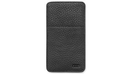 Кожаный чехол для iPhone5 Audi L3141400600 black