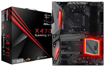 Материнская плата ASRock Fatal1ty X470 Gaming K4