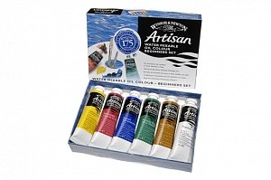 Масляные краски Winsor&Newton Artisan Beginners Set 6 цветов