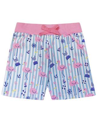 Шорты детские КотМарКот Фламинго, 74 р-р