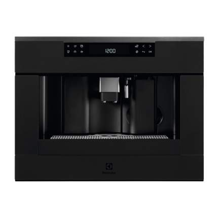 Встраиваемая кофемашина Electrolux KBC65T Black