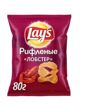 Картофельные чипсы Lay's лобстер 80 г