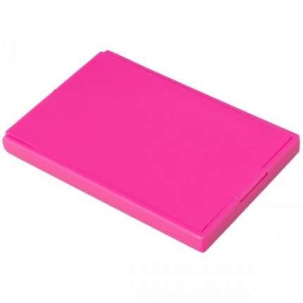 Зеркальце карманное VS розовое