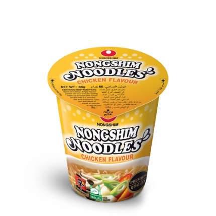 Лапша быстрого приготовления Nongshim со вкусом курицы стакан 65 г