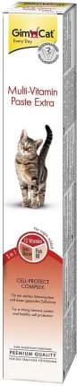 Витаминизированная паста для кошек Gimcat Multi Vitamin Extra Paste, 200г