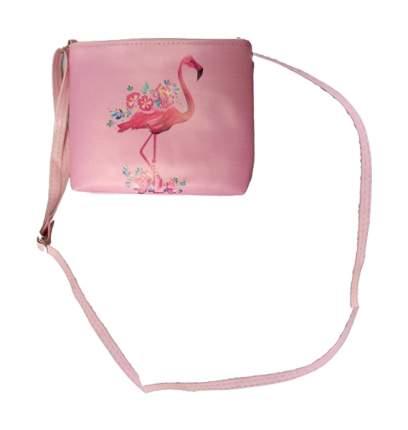Сумочка Фламинго, 20x16 см, пакет