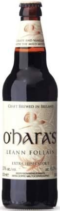 Пиво Carlow O'Hara's Leann Follain 0.5 л