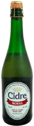 Сидр Cidre Royal Apple Demi-Sec 0.75 л