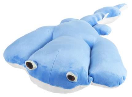 Мягкая игрушка Скат, цвет голубой, 90х60 см Sima-Land